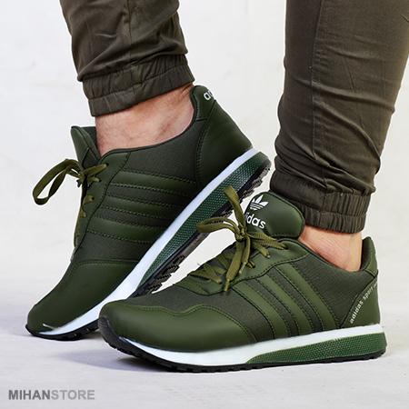 کفش مردانه Adidas طرح Fendi