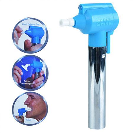 خرید باتخفیف دستگاه سفیدکننده و پولیش دندان لوما