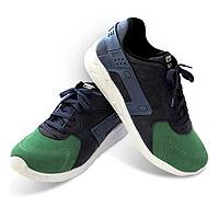 کفش مردانه نایک مدلRunning( سبزمشکی)