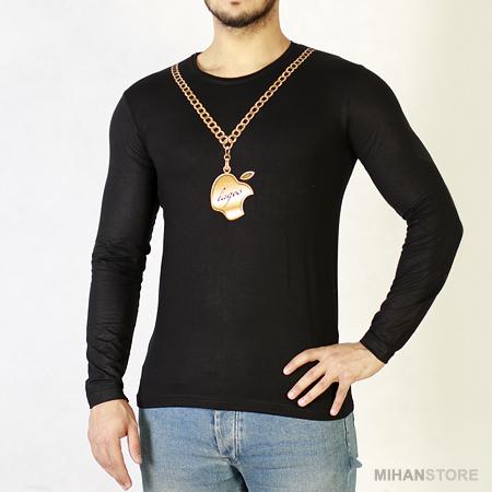 خریدتی شرت آستین بلند Apple