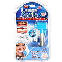 فروش دستگاه سفیدکننده و پولیش دندان لوما