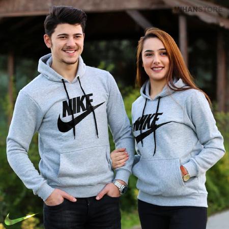 فروش ویژه ست هودی مردانه و زنانه Nike