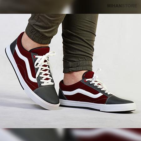 خرید ویژه کفش مردانه Vans طرح Flexi