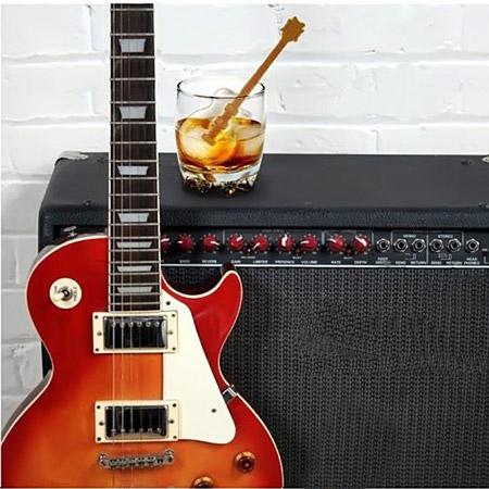 قالب یخ طرح گیتار